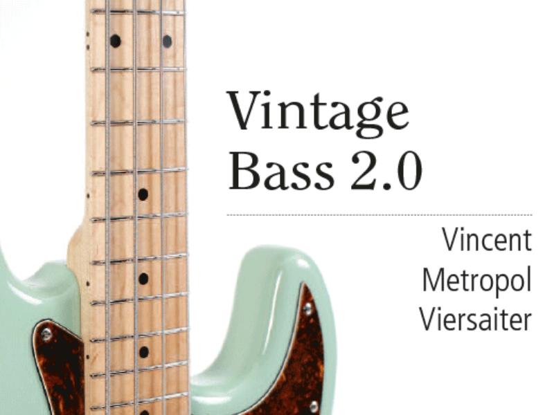 VINCENT Metropol im Bass Quarterly