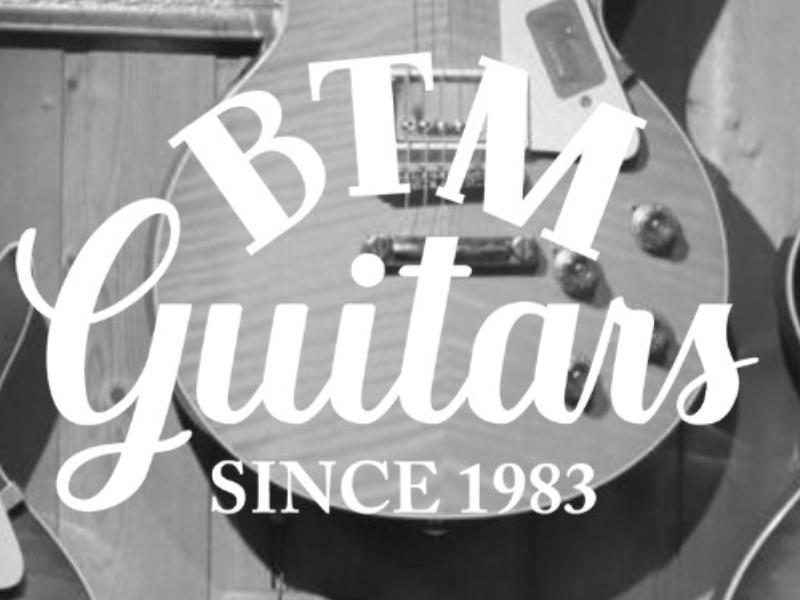VINCENT Bass Guitars now available at BTM Guitars Nürnberg